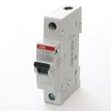 1-полюсные автоматические выключатели