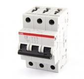 3-полюсные автоматические выключатели