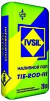 Наливной пол быстротвердеющий IVSIL TIE-ROD-III 20 кг