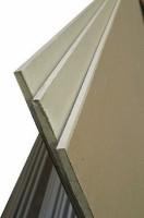Гипсокартон Кнауф (ГКЛ) обычный, размер: 1200х2500х9.5 мм