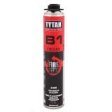 Пена монтажная Tytan Professional В1 огнеупорная