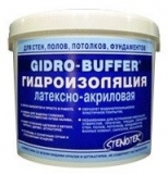 Готовая гидроизоляция Гидро-Буффер / Gidro-Buffer