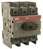 ABB рубильник 3P OT 100F3 100A 3х-полюсной