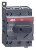 ABB рубильник 3P OT 80F3 80A 3х-полюсной