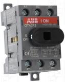 ABB рубильник 3P OT 40F3 40A 3х-полюсной