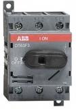 ABB рубильник 3P OT 63F3 63A 3х-полюсной