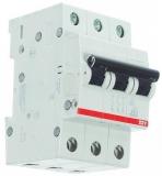 Автоматический выключатель ABB 3P 6A SH203L C6 4.5kA