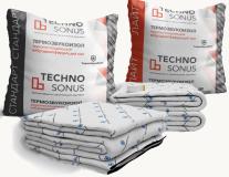 Звукоизоляция ТермоЗвукоИзол Лайт 10000х1500х10мм