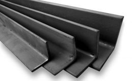 Уголок металлический 75х75х5мм, цена за 1 метр