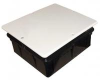 Распаячная коробка внутренняя в бетон кирпич ГКЛ 100х100х45 IP20