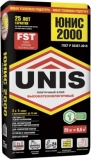 Плиточный клей Юнис 2000 / UNIS 2000 25 кг