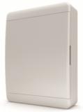 Бокс навесной Tekfor 24 модулей IP40 BNN 40-24-1 (белая непрозрачная дверца)