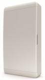 Бокс навесной Tekfor 36 модулей IP40 BNN 40-36-1 (белая непрозрачная дверца)