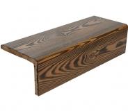 Фальшбалка Лиственница 120х120 / эмали, цена за 1 метр