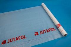 Подкровельная гидроизоляционная пленка Ютафол Стандарт Д110, 75 м2