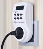 Розетка-таймер Elektrostandard TMH-E-4