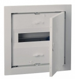 Шкаф для скрытой установки в нишу ABB UK 610 E (12-14 модулей)