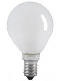 Лампа эл. накаливания Е27 шарик матовая 60 Вт