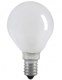 Лампа эл. накаливания Е27 шарик матовая 40 Вт