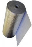 Технофол фольгированный 10 мм, ширина 1.2 м, рулон 18 м2