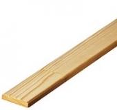 Раскладка деревянная 35 мм Сосна б/с массив Экстра, цена за 1 м. п.