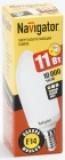 Лампа э/сб Navigator NСL-C35-11-827-E14 теплый 11 Вт
