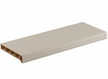 Подоконник Moeller Германия 150 мм, цвет: белый матовый / цена за 1 метр