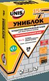 Монтажный клей Юнис Униблок 25 кг