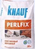 Монтажный клей Кнауф Перлфикс 30 кг