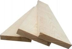 Доска обрезная 1-сорт 100х25х6м / цена за 1м3