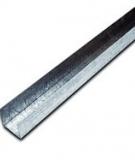 Профиль ЭКОНОМ направляющий Россия 27х28х3м, 0.55 мм
