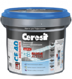 Затирка Ceresit CE 40 Aquastatic Графит