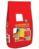 Затирка Литокол / Litochrom 1-6 С.30 Жемчужно-Серый