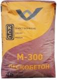 Пескобетон КСС М-300