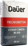 Пескобетон М-300 Дауэр / Dauer
