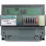 Счетчик электроэнергии 3-фазный Меркурий 231 АМ-01 380V 5(60)