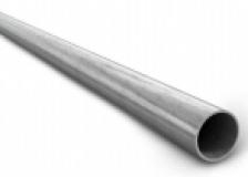 Труба оцинкованная водогазопроводная ВГП D=76, толщина 3мм, цена за 1 метр