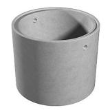 Железобетонное кольцо с замком КС 100х90 см