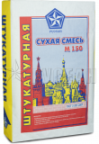 Штукатурная сухая смесь Русеан М-150 40 кг
