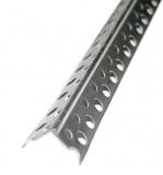 Угол перфорированный аллюминиевый ПУ СТМ 20х20х3м