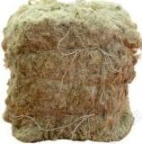 Пакля льняная в тюке (12 кг)