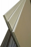 Гипсокартон Кнауф (ГКЛ) обычный, размер: 1200х3000х12.5 мм