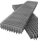 Сетка в картах кладочная сварная, размер: 0.5х2м, ячейка: 50х50, толщина 4 мм