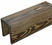 Фальшбалка Лиственница 50х50х50 / масла, морилки, цена за 1 метр