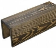 Фальшбалка Лиственница 50х150х50 / масла, морилки, цена за 1 метр