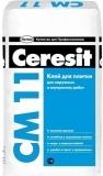Плиточный клей Церезит СМ-11 / Ceresit CM-11 25 кг