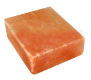 Соляной блок шлифованный 200х200х50мм