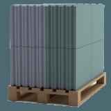 Пазогребневая плита Стандарт Кнауф (ПГП) 667х500х100мм