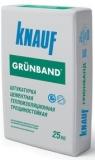 Штукатурка цементная теплоизоляционная фасадная КНАУФ-Грюнбанд