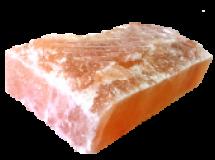 Соляной кирпич натуральный 200х100х50мм